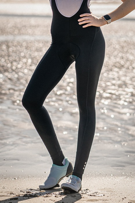 [OBL-101] Bib Tights (Black)